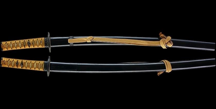 Вакидзаси в коширае (Lot: 16646)