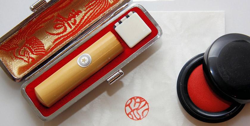 Инкан – японская печать
