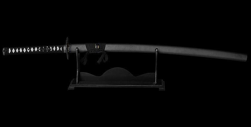 Тренировочная катана JKOO Sword Custom TZ01TR