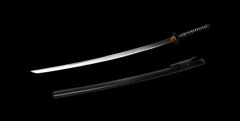 Катана для Иайдо TSUNAMI Nagai