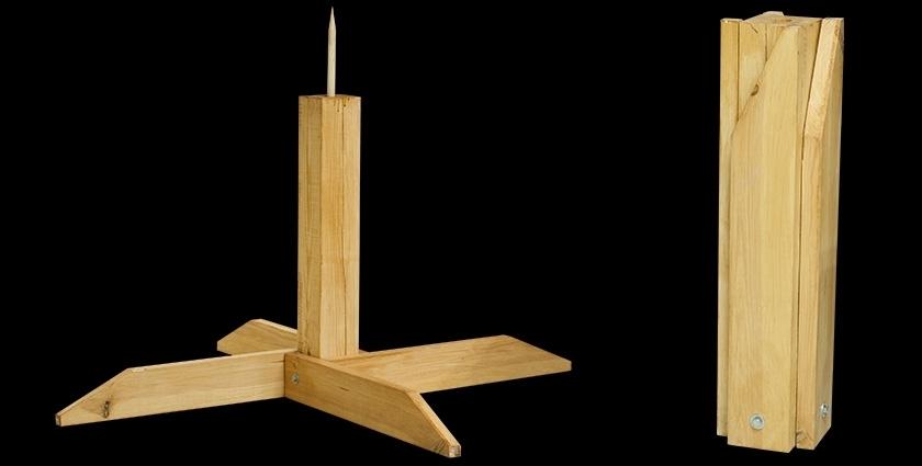 Подставка вертикальная Доттон для вары в тамесигири
